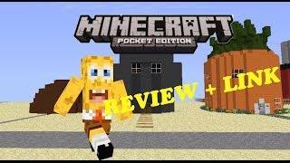 getlinkyoutube.com-Minecraft PE Fondo de Bikini Mapa Review+Link