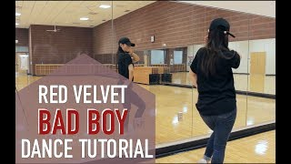 Red Velvet 레드벨벳 'Bad Boy' _ Lisa Rhee Dance Tutorial