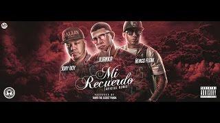 getlinkyoutube.com-Juanka Ft. Jory, Nengo Flow - Mi Recuerdo Remix [Video Lyric]