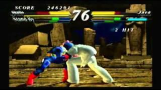 getlinkyoutube.com-Street Fighter EX 3 - Skullomania Playthrough