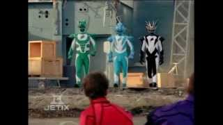 getlinkyoutube.com-Power Rangers Jungle Fury - Fear and the Phantoms - The Spirit Rangers' First Scene