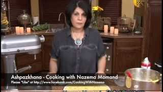Ashpazkhana - Cooking with Nazema Momand - Authentic Afghan Sweet Bread روت هوسی