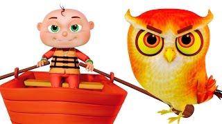 getlinkyoutube.com-Five Little Babies In A Halloween Cave | Zool Babies Fun Songs | Halloween Song For Babies