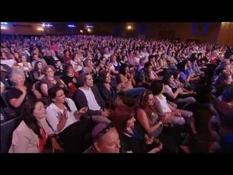 Luke Heggie - Comedian - Australia's Got Talent 2012 audition 8 [FULL]