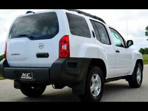 2007 Nissan Xterra X 4WD for sale in Bucyrus, KS