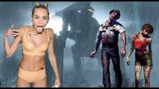 getlinkyoutube.com-ORIGINS, Zombies, Giant Robots and Miley Cyrus!?