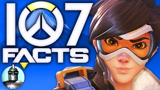 getlinkyoutube.com-107 Overwatch Facts YOU Should Know | The Leaderboard (Headshot #51)