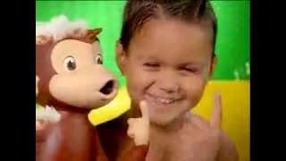 getlinkyoutube.com-Tub Time Curious George Commercial