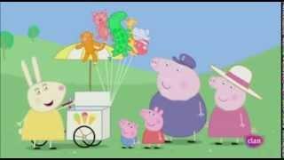 getlinkyoutube.com-1 Hora 8 min 13 sec de Peppa Pig En Español