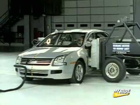 Краш тест Ford Fusion 2006 Sedan (IIHS)
