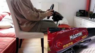 getlinkyoutube.com-Test du volant Fanatec CSR Forza Motorsport 4