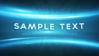 Epic After Effects Intro Template [FREE DOWNLOAD]
