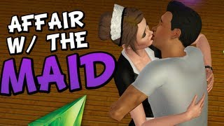 HAVING SEX WITH THE MAID - BEST AFFAIR EVER! (Sims 3)