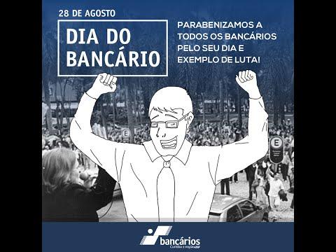 28 de agosto: Dia do Bancário