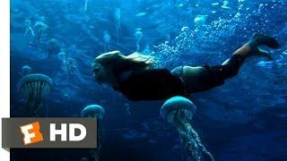The Shallows (8/10) Movie CLIP - Jellyfish Swim (2016) HD