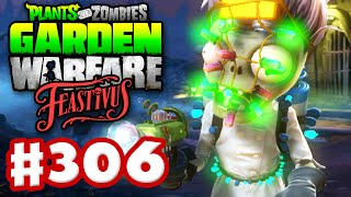 getlinkyoutube.com-Plants vs. Zombies: Garden Warfare - Gameplay Walkthrough Part 306 - Feastivus Twinkle Lights! (PC)