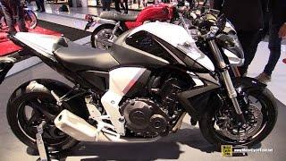 getlinkyoutube.com-2016 Honda CB1000R - Walkaround - 2015 EICMA Milan