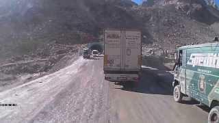 getlinkyoutube.com-Дорога на Кабул через перевал Саланг