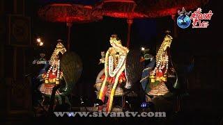 நல்லூர் ஸ்ரீ கந்தசுவாமி கோவில் 19ம் திருவிழா மாலை 24.08.2019