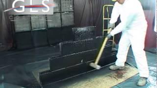 getlinkyoutube.com-GLS Coatings' Polyurea Sledgehammer Test