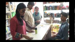 getlinkyoutube.com-Woman Buying Condom