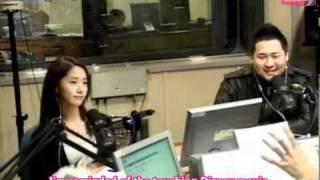 getlinkyoutube.com-Heechul's Young Street Radio - Yoona & Mithra Jin [04.28.10] (en) 2/5