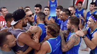 getlinkyoutube.com-The Ultimate Fighter: Team McGregor vs. Team Faber - The Skirmish