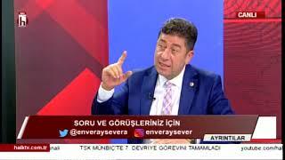 CHP Bilecik Milletvekili Yaşar Tüzün'den Halk TV'de önemli açıklamalar - 1