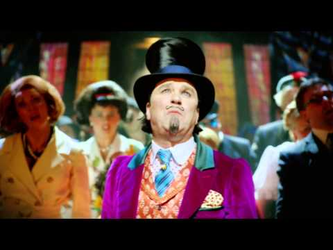Charlie and the Chocolate Factory the Musical 2013 - Sam Men