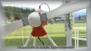 getlinkyoutube.com-Spot Invap Transcomahue Parque Eólico en Cerro Policía