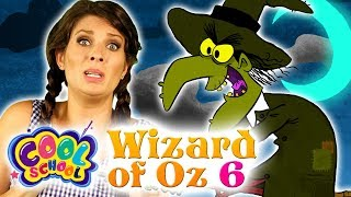 getlinkyoutube.com-Wizard of Oz - NEW Chapter 6 | Story Time with Ms. Boosky at Cool School