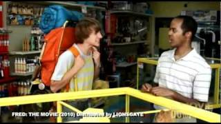 FRED THE MOVIE: Pet Shop Scene