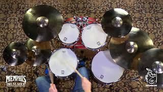 Sabian HHX Super Cymbal Box Set - Brilliant (15007XBS-1092117G)