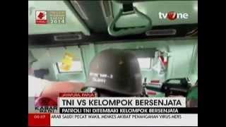 getlinkyoutube.com-SENGIT..! TNI vs OPM baku tembak di Wutung, Jayapura, Selasa, 3 Juni 2014