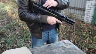 getlinkyoutube.com-Краткий обзор пневматической винтовки RAR VL-12 (v2)