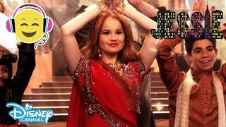 getlinkyoutube.com-Jessie - Bollywood Dancing - Official Disney Channel UK HD