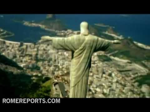 Pope announces slogan for World Youth Day in Rio de Janeiro 2013