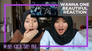 WANNA ONE - Beautiful Prologue & Teaser // Reaction (Indonesia)