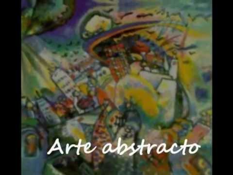 Arte abstracto y figurativo