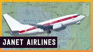 The US Government's Secret Airline