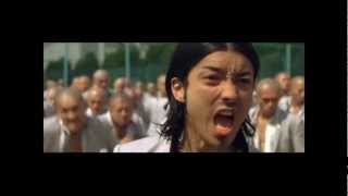 getlinkyoutube.com-Crows Zero 2 Final Fight !