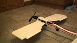 getlinkyoutube.com-my first homemade rc plane