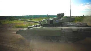 getlinkyoutube.com-UralVagon Zavod - T-14 Armata Main Battle Tank [1080p]