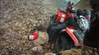 getlinkyoutube.com-Bad atv crash GoPro