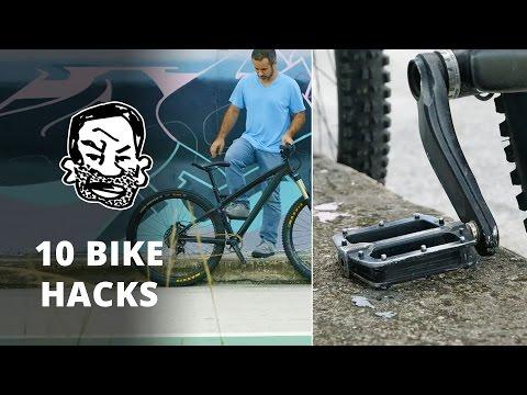 10 Bike Hacks for MTB & Beyond