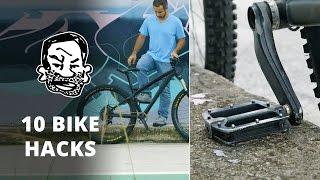 getlinkyoutube.com-10 Bike Hacks for MTB & Beyond