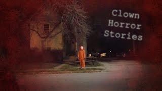 3 True Clown Horror Stories