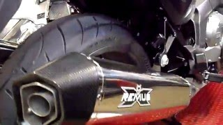 getlinkyoutube.com-BMW K1600GT REMUS