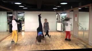 getlinkyoutube.com-Tiny-G - Tiny-G mirrored Dance Practice