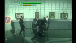 [PS2] Matrix Path of Neo Gameplay 30